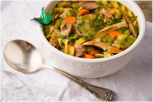 سوپ-نودل--قرقاول1
