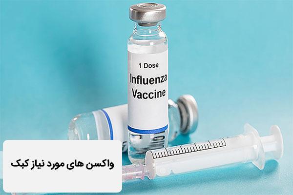 واکسن کبک